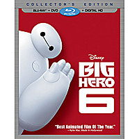 Big Hero 6 Collector's Edition Combo Pack