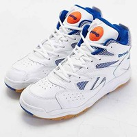 Reebok Pump D-Time Sneaker- White