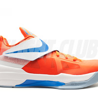 "zoom kd 4 ""creamsicle"" - Kevin Durant - Nike Basketball - Nike 