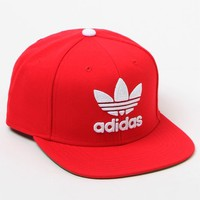 adidas Thrasher Red Snapback Hat at PacSun.com