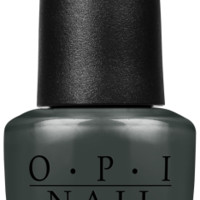 """OPI Nail Lacquer - """"Liv"""" in the Gray 0.5 oz  - #NLW66"""