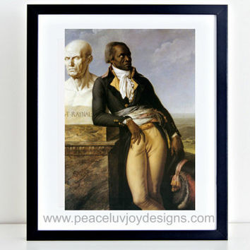 Vintage Printable, Home Decor, Instant Download,  Dorm Decor, African American, Vintage African American, Wall Decor, Black Art, Paris Art