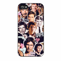 harrison ford collage cases for iphone se 5 5s 5c 4 4s 6 6s plus
