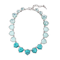 DARIA - Sweetheart Turquoise Stone Necklace