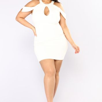 Reasons To Love Mini Dress - Ivory
