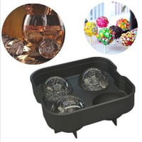 Party Bar Drink Sphere Round Ball Ice Brick Cube Maker Tray Mold Mould
