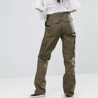 Reclaimed Vintage Revived Cargo Pants at asos.com