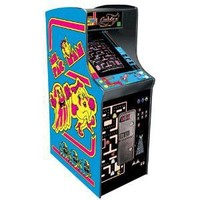 Ms Pac Man Galaga Home Cabaret Arcade Game