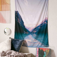 Mountain Lake Tapestry - Urban Outfitters
