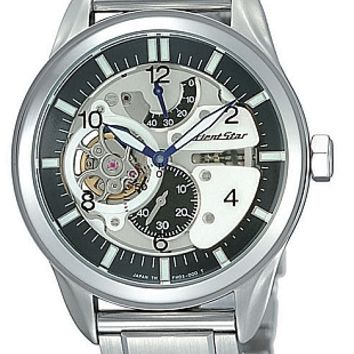 Orient Star Retro Motorcycle Concept Automatic Power Reserve Watch YFH03002B