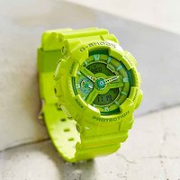 G-Shock S-Series GMAS110HC Watch- Green One