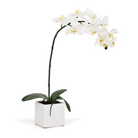 Flower Power Faux Orchid
