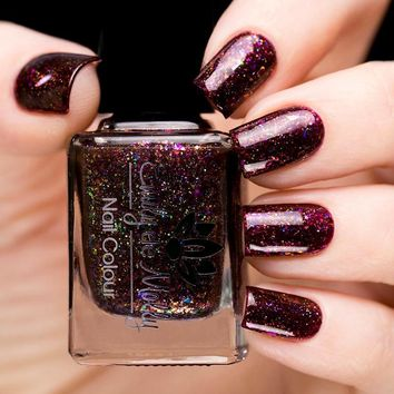 Emily de Molly The Amber Palace Nail Polish