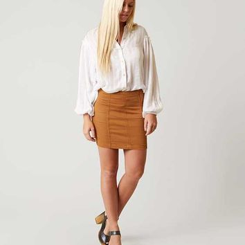 FREE PEOPLE HEADED TO THE HIGHLANDS SHIRT