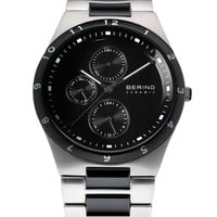 BERING Time Ceramic 32339-742 Chronograph Watch