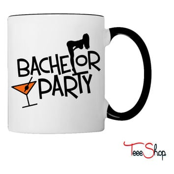 bachelors Coffee & Tea Mug