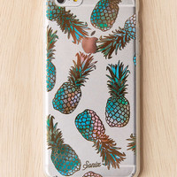 Pineapple iPhone 6 Plus Case - Urban Outfitters