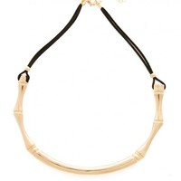 Plus Size Jia Bamboo Necklace | Fashion To Figure