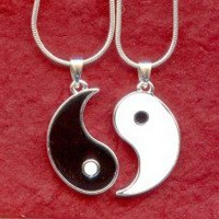 YIN YANG NECKLACES