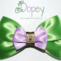 Dopey Hair Bow