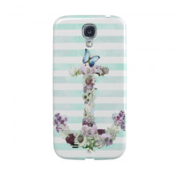 ArtsCase :: The LifeStyle | Floral Anchor for Samsung Galaxy S 4 mini