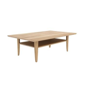 Ethnicraft Oak Simple Coffee Table