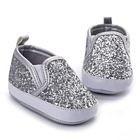 Annie Silver Sneakers