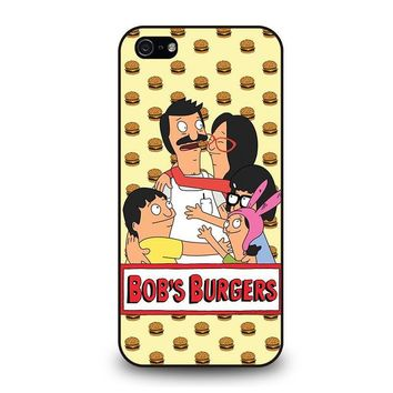 bob s burgers tina belcher 1 iphone 5 5s se case cover  number 1