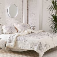 Louise Medallion Comforter Snooze Set | Urban Outfitters