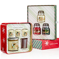Yankee Candle Holiday Gift Set Collection