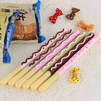 Chocolate Cake Gel Pen Set for Writing