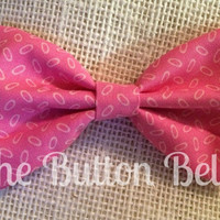 Peace, Love, and Pink Bow