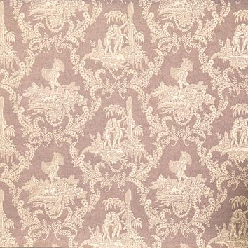Vervain Fabric 0579402 Hamlet's Toile Lilac