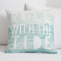 Kelly Slater Roll With The Tide Pillow Cover
