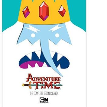 Jeremy Shada & John DiMaggio & Larry Leichliter-Adventure Time: Season 2