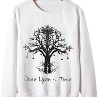 Once Upon a Time Tree Sweatshirt