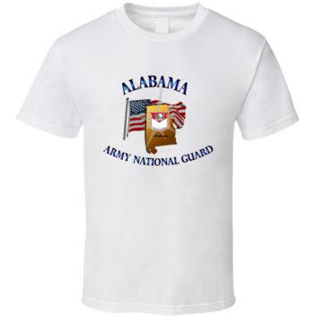 Alabama - ARNG T Shirt
