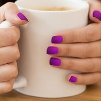 """""""passion"""" abstract minx® nail wraps"""