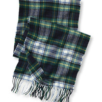 Irish Lambswool Scarf: Scarves | Free Shipping at L.L.Bean