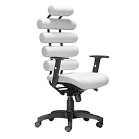 Zuo Unico Office Chair White