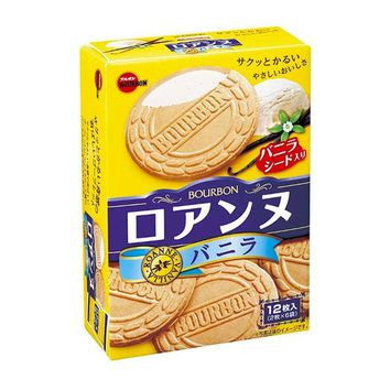 Roanne Vanilla Wafers from Japan, 2.9 oz (85 g)