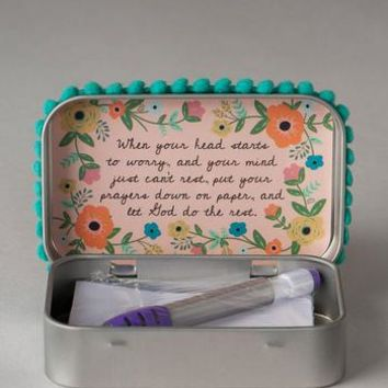 HAPPILY EVER AFTER PRAYER BOX