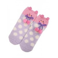 MokoMoko Animal Socks