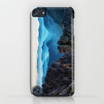 Mountains Breathe Too iPhone & iPod Case by Mixed Imagery