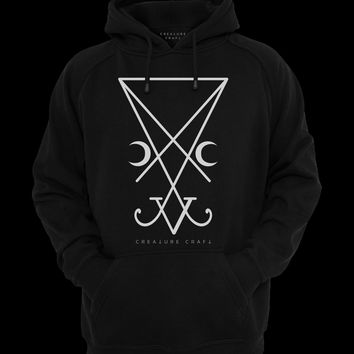 SIGIL OF LUCIFER | UNISEX HOODIE PULL OVER