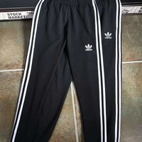 Adidas Classic Black Pants Trousers