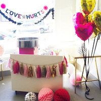 Party in a Box - The Ultimate Anti-Valentine's Day or Break-up Party