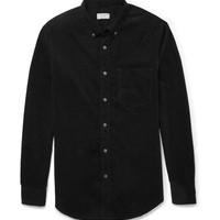 Club Monaco - Slim-Fit Corduroy Shirt | MR PORTER