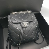 Double C Backpack #3246