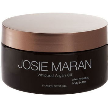 Josie Maran Whipped Argan Oil Illuminizing Body Butter 8oz — QVC.com